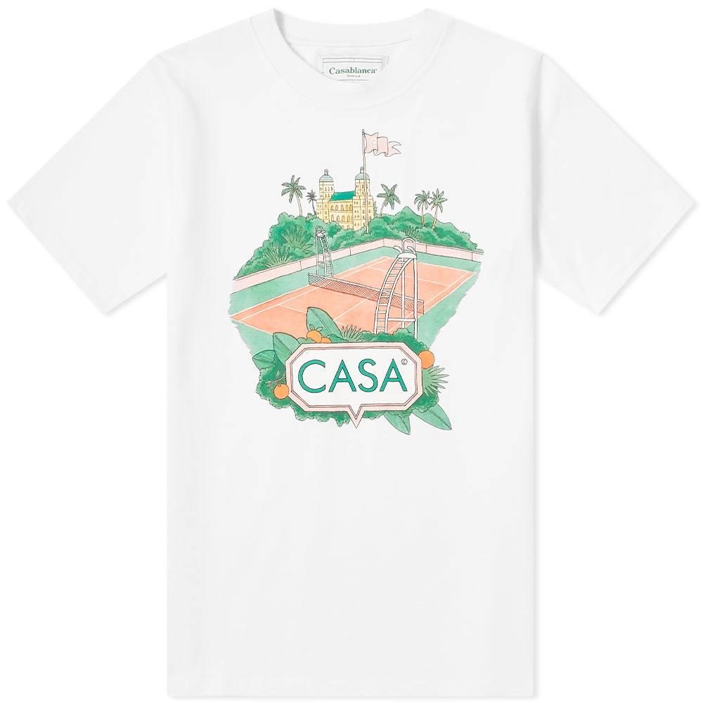 Photo: Casablanca Casa Court Tee