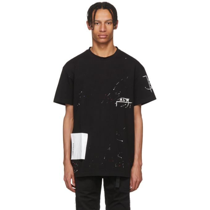 Photo: A-Cold-Wall* Black 17 Uniform T-Shirt