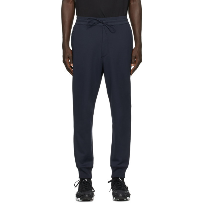 Photo: Y-3 Navy Classic Cuff Lounge Pants