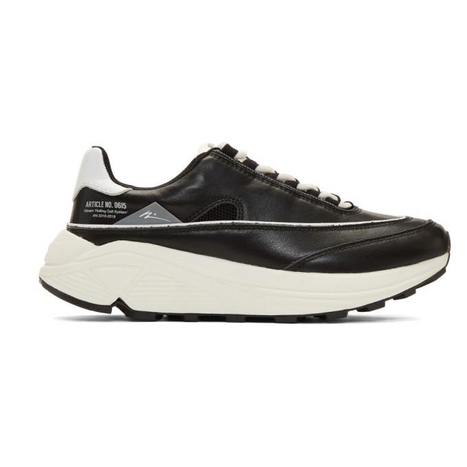 Photo: Article No. Black 0615 Runner Sneakers