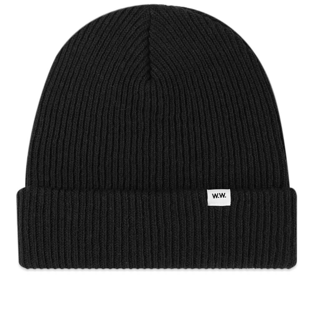 Wood Wood Mande Beanie Hat