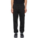 Stone Island Black Ghost Trousers