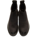 3.1 Phillip Lim Black Avril Lug Sole Boots