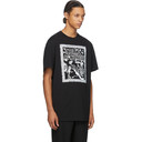 Stella McCartney Black Carbot Print T-Shirt
