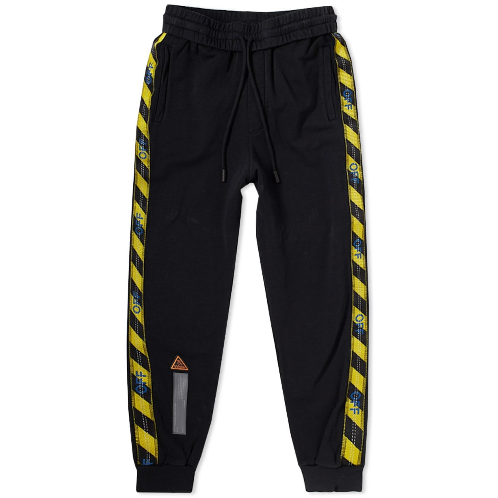 Photo: Off-White Tape Sweat Pant