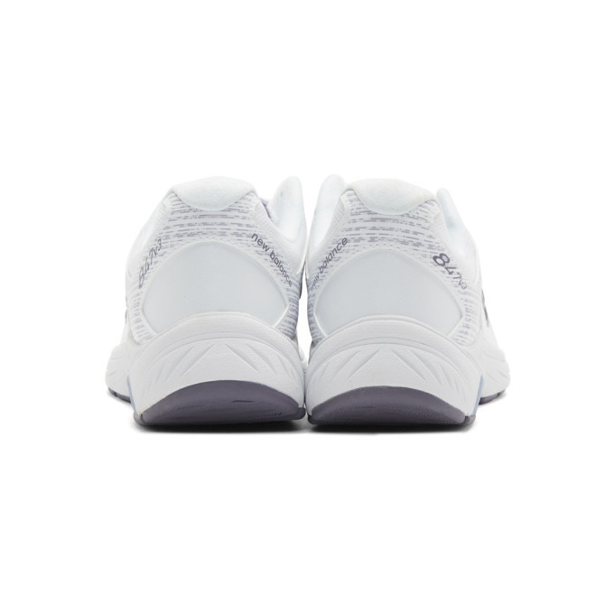 New Balance White 847WT3 Sneakers