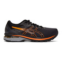 Asics Black and Orange GT-2000 9 GT-X Sneakers