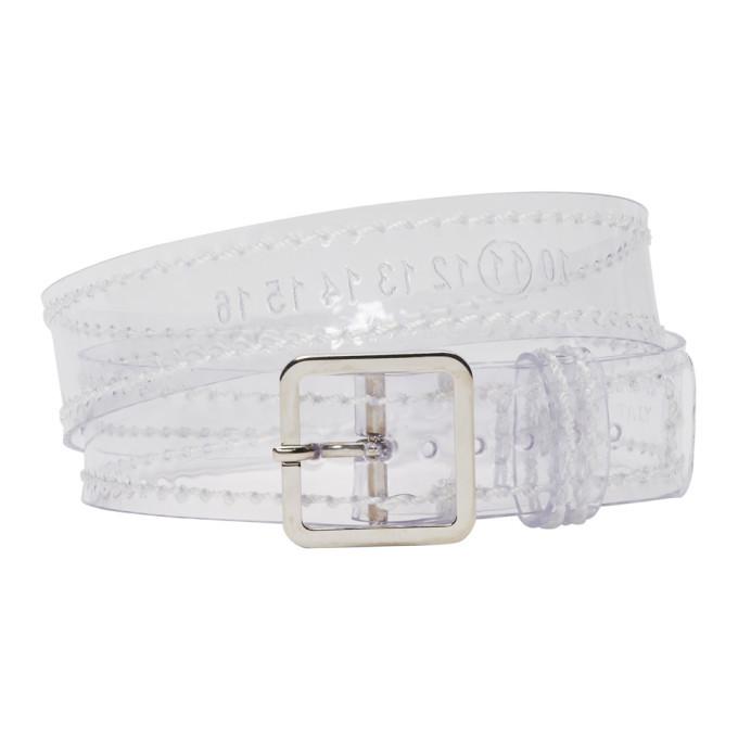 Photo: Maison Margiela Transparent Wrap Bracelet