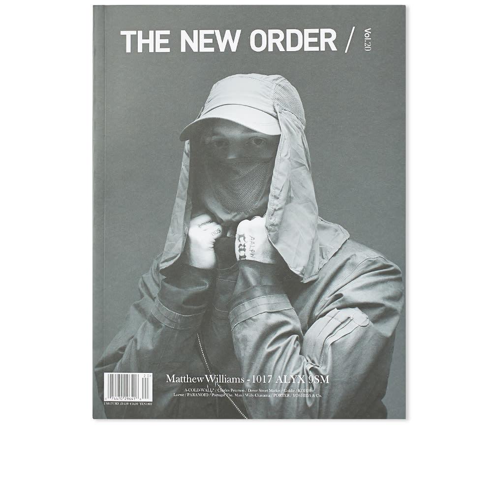 Photo: The New Order Magazine