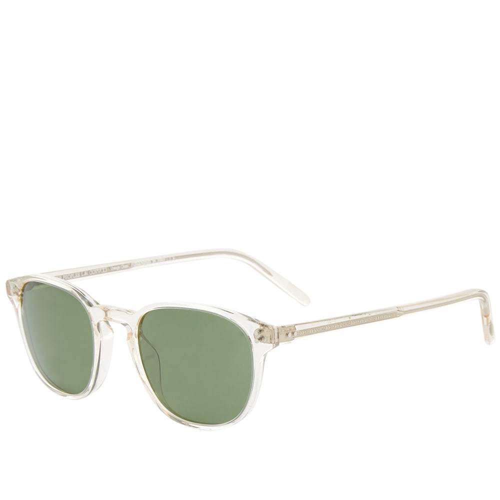 Photo: Oliver Peoples  Fairmont Sunglasses