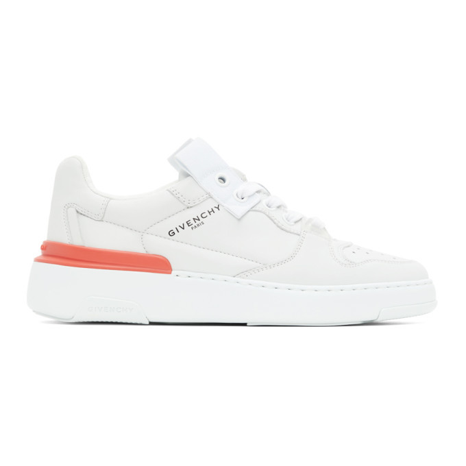 Photo: Givenchy off-White Wing Sneakers