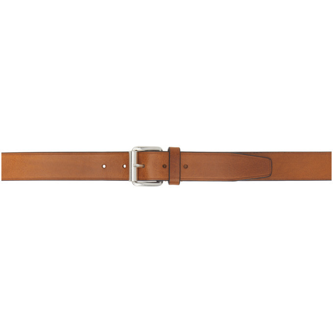 Photo: Tiger of Sweden Tan Bolant Belt