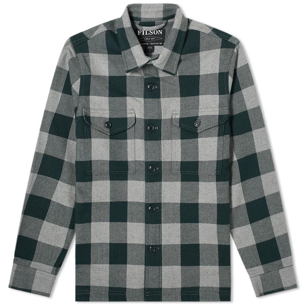 Filson Deer Island Shirt Jacket