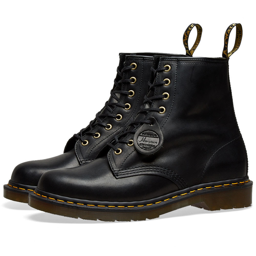 Photo: Dr. Martens x Horween 1460 Boot - Made in England