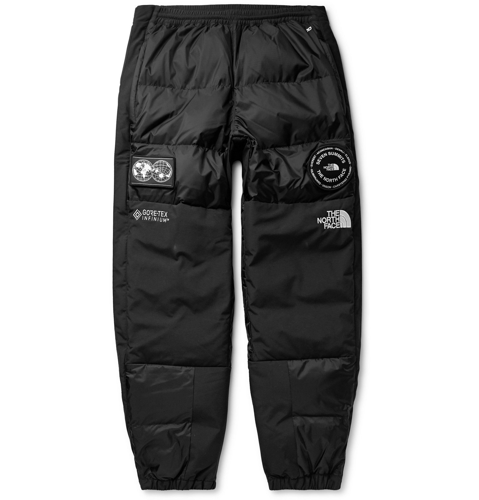 Photo: The North Face - 7SE Panelled GORE-TEX Down Trousers - Black