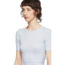 Acne Studios Blue Light Towel Kambra Sweater