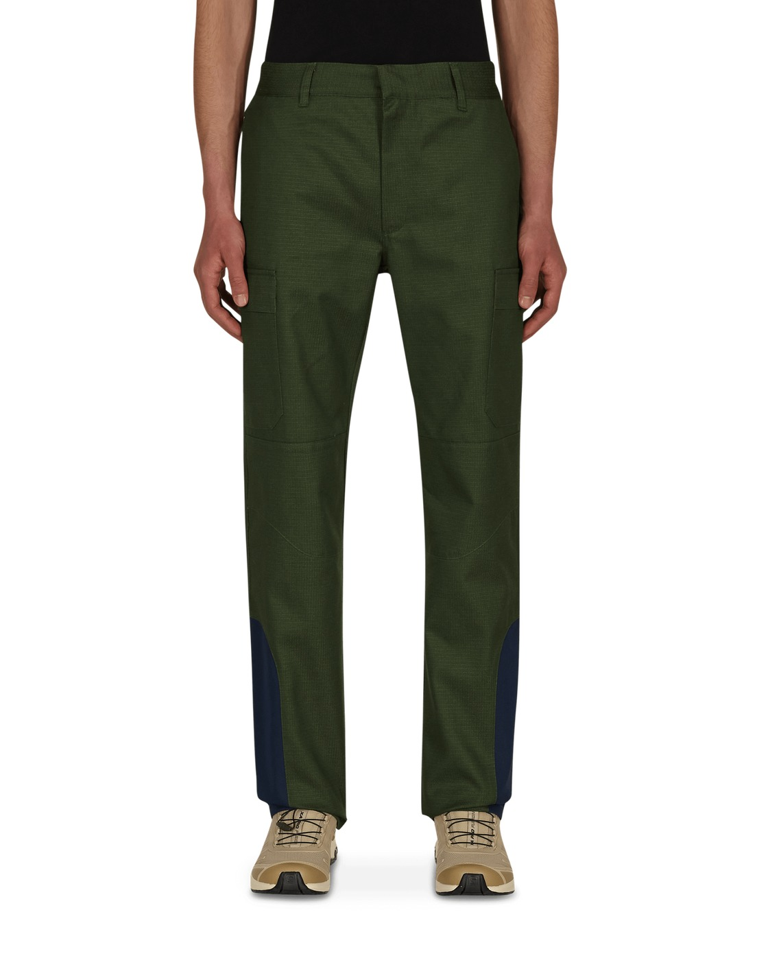 Photo: Gr10k Df Processing Patch Ripstop Pants Forest Green