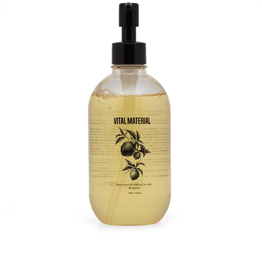 Photo: Vital Material Bergamot Hand Soap