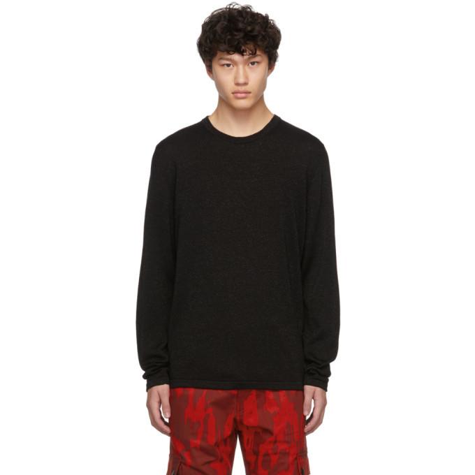 Photo: Hugo Black Wool Sepo Sweater