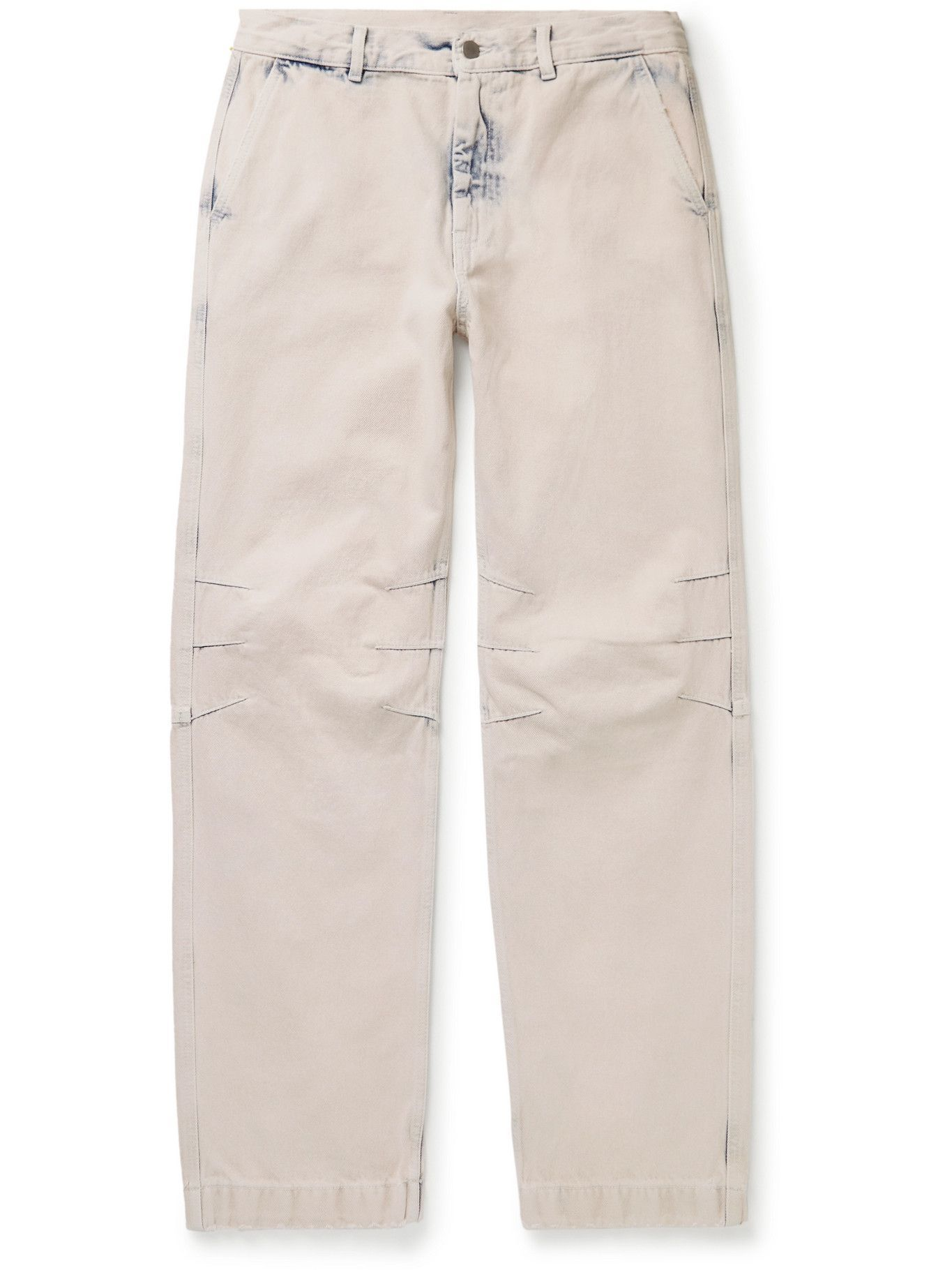 MCQ - Bleached Jeans - Pink