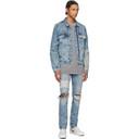 Ksubi Blue Chitch Jinx Remix Jeans