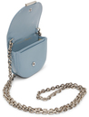 3.1 Phillip Lim Blue Mini Alix Cardcase On Chain Bag