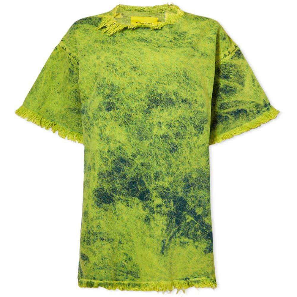 Photo: Marques'Almeida Classic Denim T-Shirt Dress