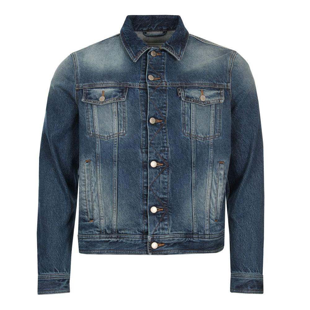 Photo: Denim Jacket - Used Blue
