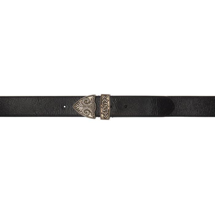 Photo: Givenchy Black Rock Belt