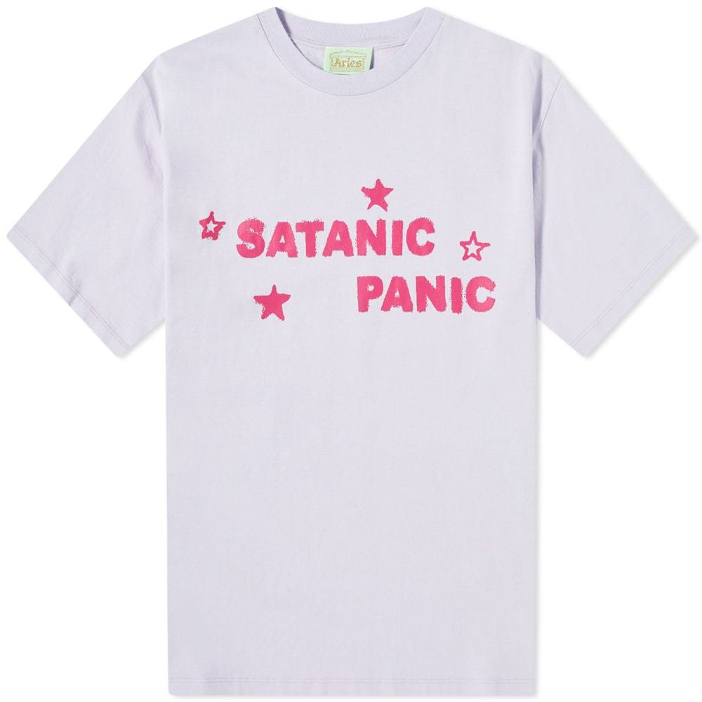 Aries Satanic Panic Tee