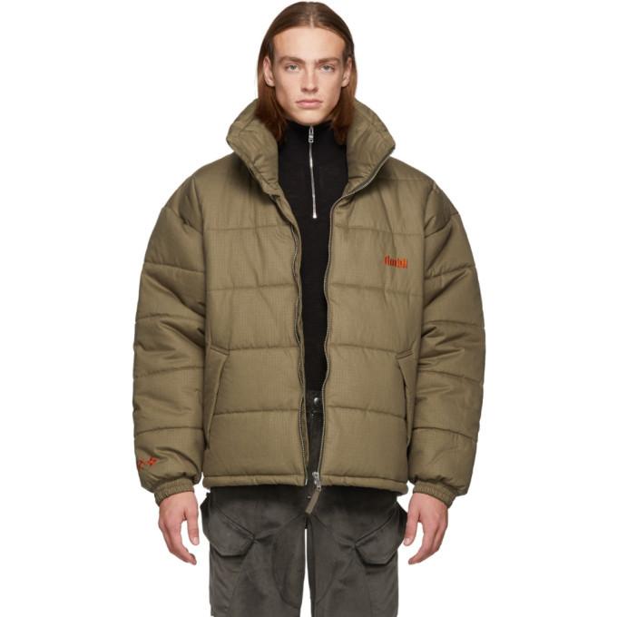 GmbH Khaki Debs Puffer Jacket