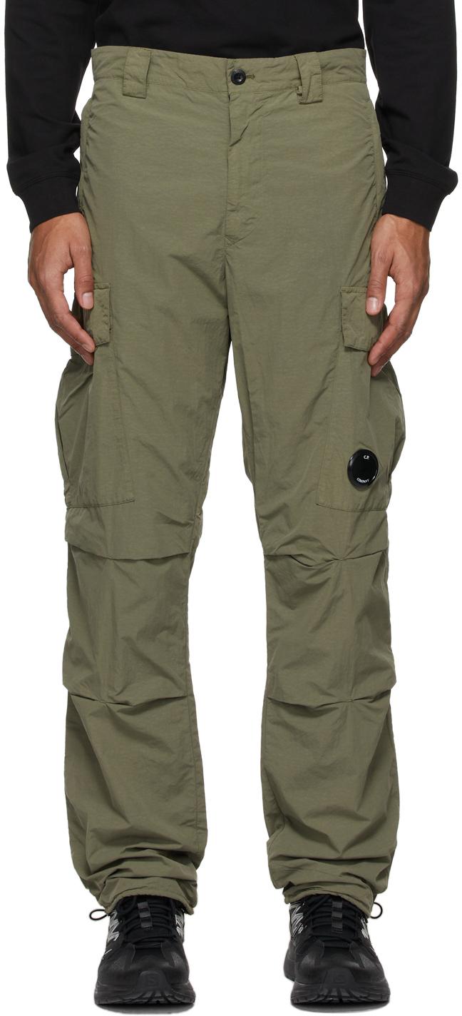 Photo: C.P. Company Grey Flatt Cargo Pants
