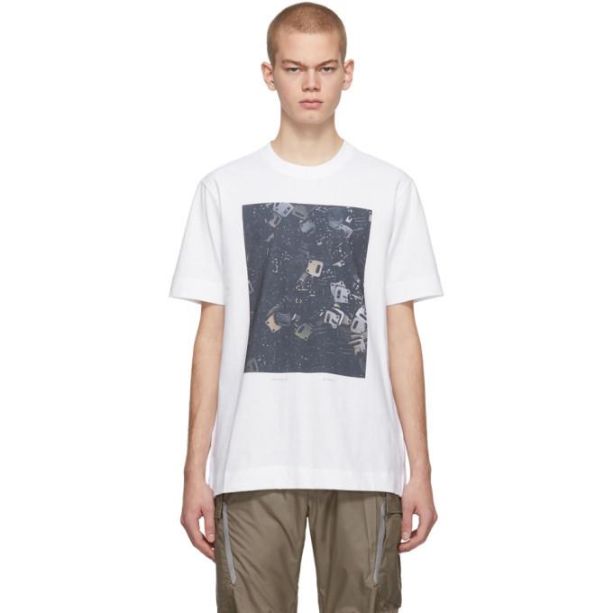 Photo: 1017 ALYX 9SM White Ex Nihilo Buckle T-Shirt