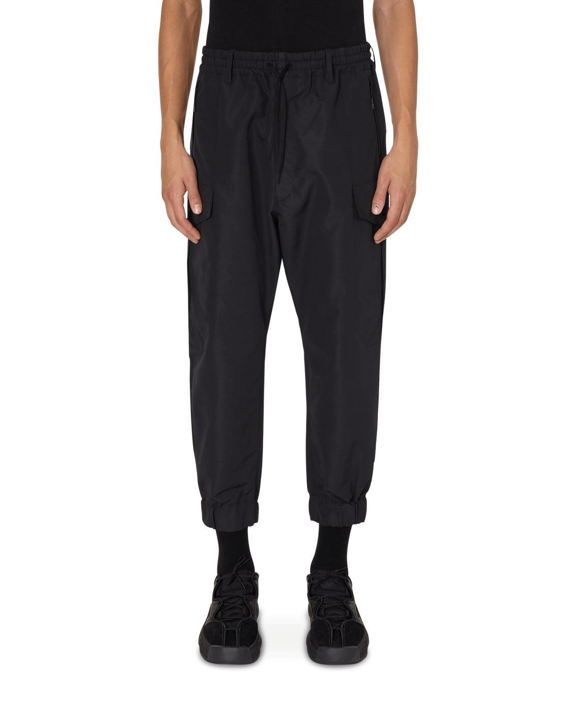 Photo: Y 3 Classic Winter Nylon Cargo Pants Black