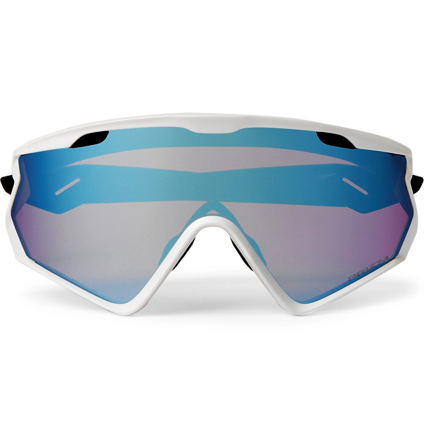 Photo: Oakley - Wind Jacket 2.0 O Matter Sunglasses - Purple