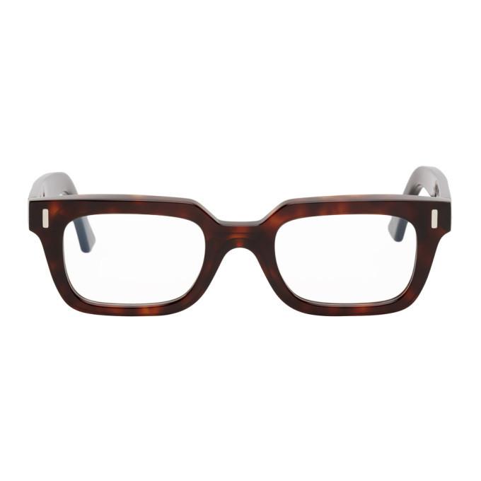 Photo: Cutler And Gross Tortoiseshell 1306-02 Glasses