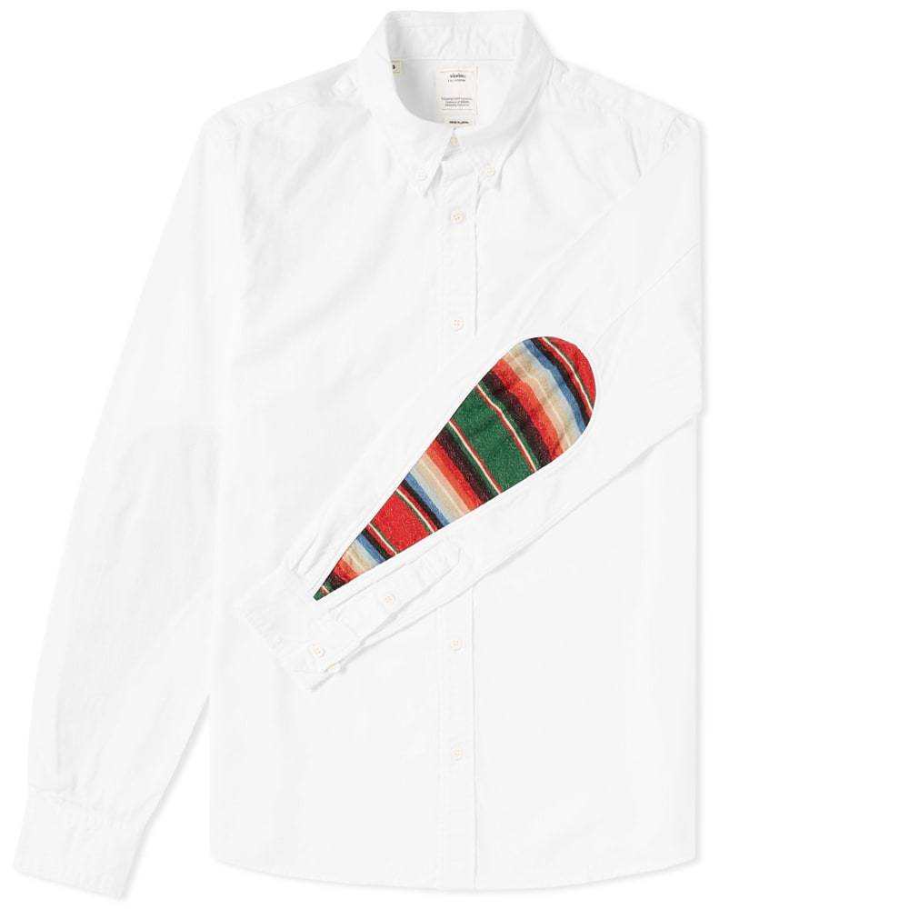 Photo: Visvim Albacore Chimayo Shirt White
