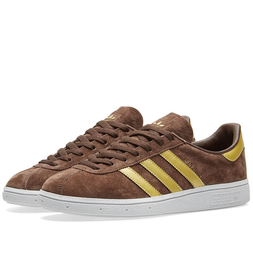 Adidas Munchen Brown
