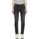 Ksubi Black Van Winkle Angst Jeans