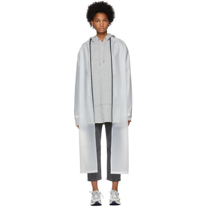 Photo: Won Hundred Transparent Hooded Raincoat
