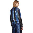 adidas Originals Blue Anna Isoniemi Edition Football Jersey Polo