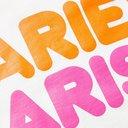 Aries - Fast Food Logo-Print Fleece-Back Cotton-Jersey Sweatshirt - White