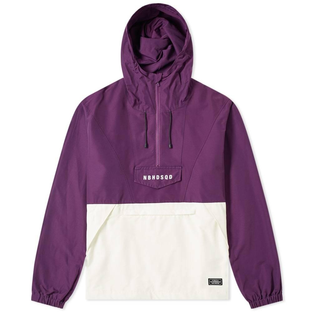 Photo: Neighborhood Waves Jacket Purple