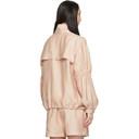 3.1 Phillip Lim Pink Anorak Jacket