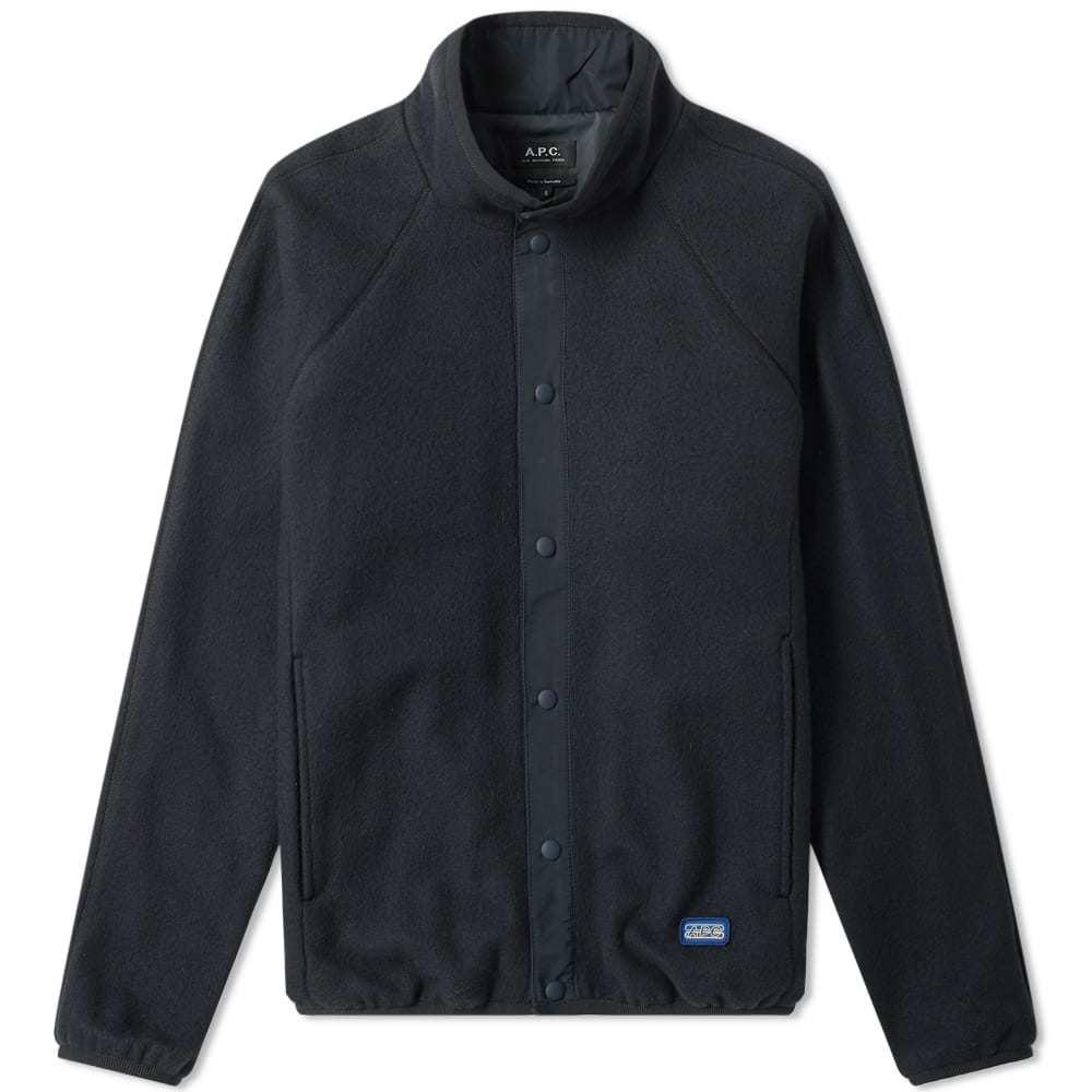 Photo: A.P.C. Yama Fleece Jacket