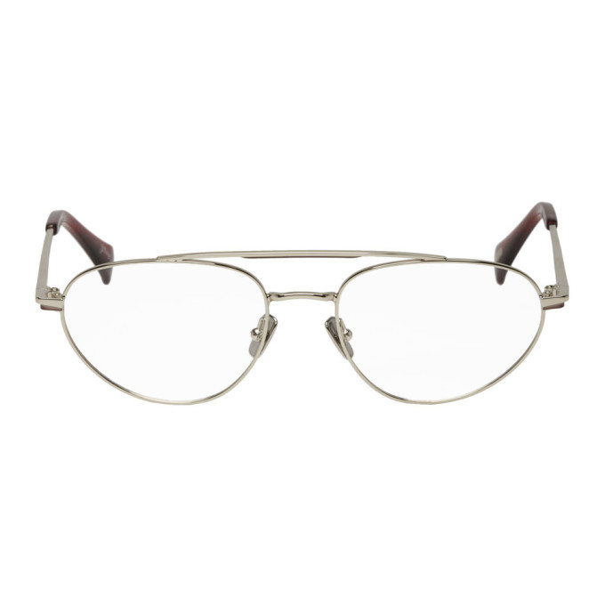 Photo: RAEN Gunmetal Pomelo Glasses