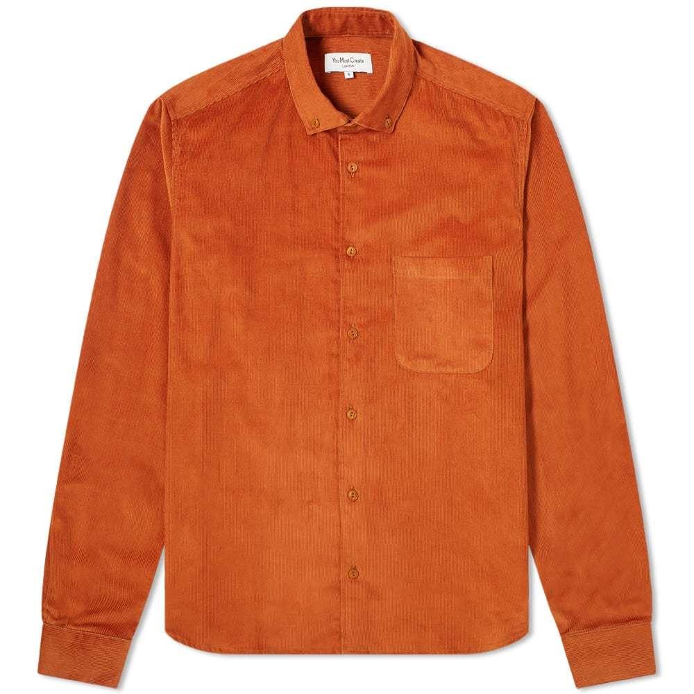 Photo: YMC Button Down Dean Baby Cord Shirt