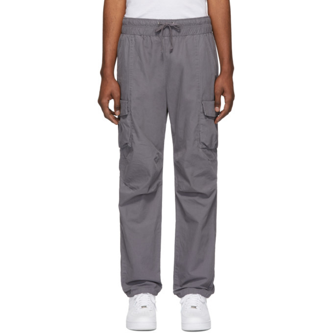 Photo: John Elliott Grey Military Cargo Pants