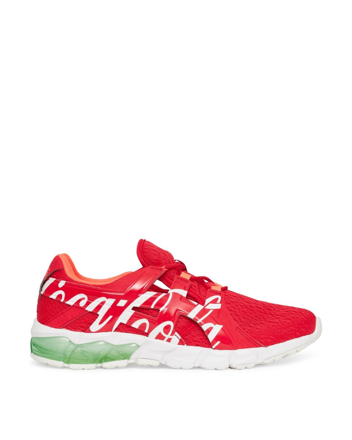 Photo: Asics Coca Cola Gel Quantum 90 Tyo Sneakers Coke Red/White