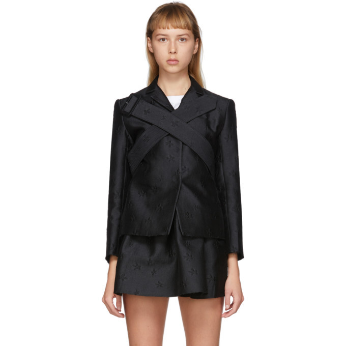 Photo: Shushu/Tong Black Belt Blazer